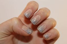 Check out this awesome manicure using BA STAR Glitter from @knailart