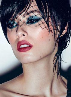 Alissa Salls by Paulo Vainer for Vogue Brazil September 2015