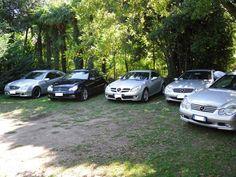 Raduno Mercedes Benz Club Italia - Lago Maggiore 2010