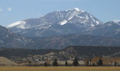 Mount Ouray. 3/27/12 http://coloradoguy.com/pretty-mountains/photos.htm