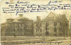 Ravenswood School - Chicago ~ Jan 16, 06 by brettbigb, via Flickr
