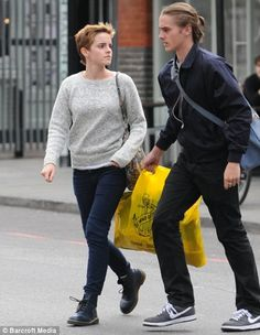 Emma Watson + Dr. Martens