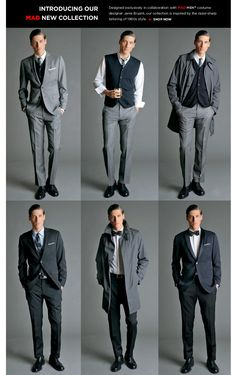 MAD MEN collection
