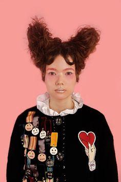 "HEIHEI ""I Am Not A Doll"" Fashion Collection (18)"