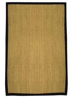 Indian Indoor/Outdoor Sisal Rug on Gilt | C.Matz Casa | Pinterest ...