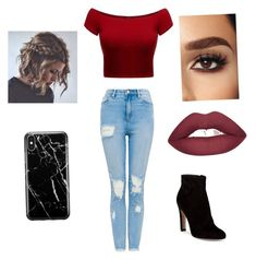 """""""Day out with my girls"""" by veera-vihmo on Polyvore featuring Gianvito Rossi and Recover"""