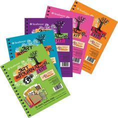 Strathmore Art Journal Kits for Kids
