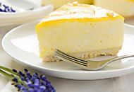 Dolci senza burro: torta al limone light senza uova