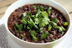 Chipotle Black Bean and Quinoa Crock-Pot Stew - Vegan + Gluten-free by Tasty Yummies