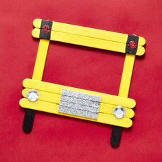 School Bus Crafts, Daycare Crafts, Classroom Crafts, Toddler Crafts, Preschool Crafts, Preschool Transportation Crafts, Back To School Crafts For Kids, Crafts To Make For Kids, Halloween Crafts For Preschoolers