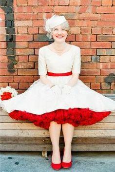 Фото: Необычные свадебные наряды (Фото)