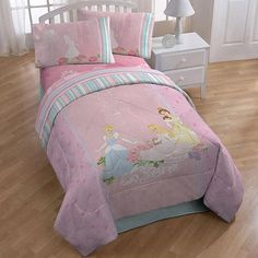 Your Child Can Now Incorporate Cuddly Cute Princesses Into Their Bedroom Decor