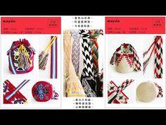 (12) How to Crochet Bag: Wayuu bag (Shoulder strap) 1/3 - YouTube