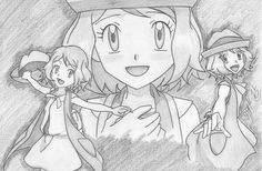 Serena ♡ I give good credit to whoever made this
