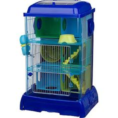 WARE Critter Universe AvaTower Small Animal Cage