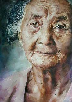 290 Art - When I'm an Old Woman in Art ideas | art, old women, artist