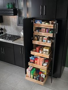 1000 Images About Pantry Organizing On Pinterest Pantry Organizations And Kitchen Pantries