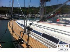 Bavaria yachts Bavaria 44 del 2002 | barca usata in vendita  13.95 mt x 4.25 mt, 1 x 55 HP Diesel  Barca a vela in vendita su yacht4web   #Bavariayachts #Bavaria #BavariaSail #BarcheUsate #Sail #SailingYacht #Bavaria44