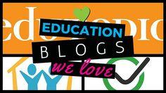 Top 100 Education Blogs for Educators and Teachers  #edchat #edtech #teaching #tpt #k12