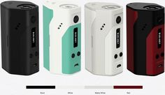 Vapor Joes - Daily Vaping Deals: ROCK BOTTOM: WISMEC REULEAUX RX200 - 200W BOX MOD ...