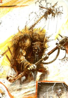 MUTANTS AND MAGIC: Weirdhammer Science Fantasy Roleplay