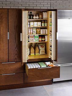 Best 60 Best Essentials Storage Solutions Images Kitchen And 640 x 480