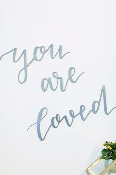 """You are loved"" call"