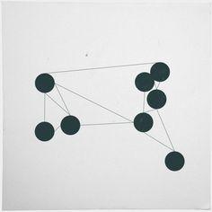 #370 Inertia – A new minimal geometric composition each day