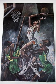 Ernie Barnes Paul Westphall In Action African American Artist, American Artists, African Art, African Paintings, Ernie Barnes, Black Comics, Renaissance Artists, Black Love Art, Hip Hop Art