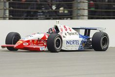 Arie Luyendyk takes Indy in 1997. But most of the top driving talent is in Michigan at the rival US 500.