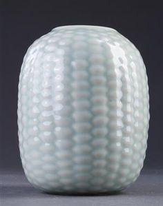 Axel Salto 1889-1961 cd. Stoneware vase, Royal Copenhagen