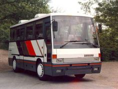 Ikarus 545 К1 Prototype '1988