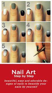 Nail art tutorial– Vignette de la capture d'écran