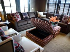 HGTV Dream Home Family Room