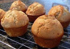 Comida y postre: mi blog de recetas: Muffins de germen de trigo