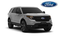 3ds Max, Ford, Car 3d Model, Explorer Sport, Design Studio, Wordpress, Sports, Hs Sports, Excercise