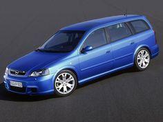 Opel Astra 20 CD wagon