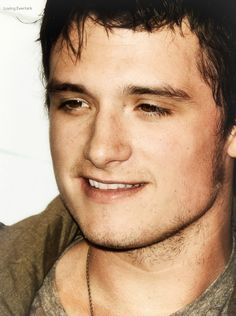 Josh Hutcherson can marry me or jennifer lawrence. thats all.