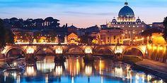 211 € -- Rom im Frühjahr erleben inklusive Flug & Hotel