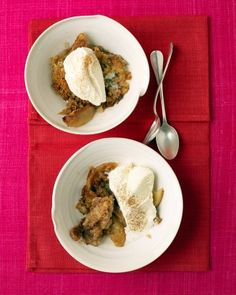 """See the """"Apple Brown Betty"""" in our Best Desserts from ''The Martha Stewart Show'' gallery"""