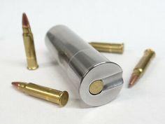 12GA TO 17WSM Shotgun Adapter - Chamber Reducer - Stainless - Free Case & Ship ! - $19.95 | PicClick 410 Shotgun, Gauge Kit, Combat Knives, Double Barrel, Black Oxide, Bug Out Bag, Plastic Storage, Survival Gear, Laser Engraving