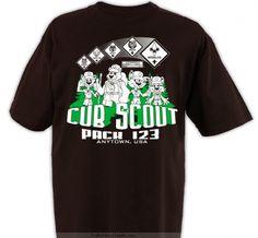 Cub Scout Cartoon Rank Animals - Cub Scout™ Pack Design SP3645