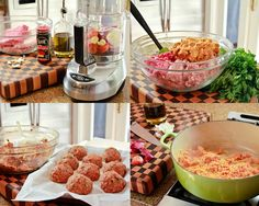 Slow Carb Spaghetti and Meatballs & Giveaway! - A Spicy Perspective
