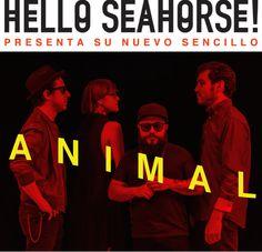 """#News // Hello Seahorse está de estreno y nos trae """"Animal"""" checa la información."""