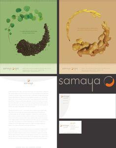 Samaya Spa Branding + Advertising