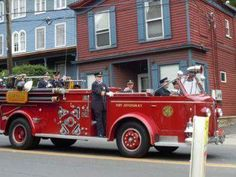 USA - 1946 American LaFrance 700 From Port Jefferson Fire Department {Long Island New York}