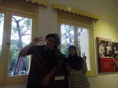 Museum Naskah Proklamasi, Rumah Laksamana Maeda. Rumahnya keren!
