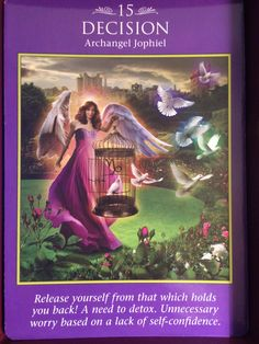 archangel power tarot cards decision - Google Search