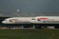 British Airways Boeing 777's