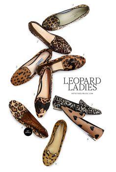 Leopard Ladies / notetoselfblog.com